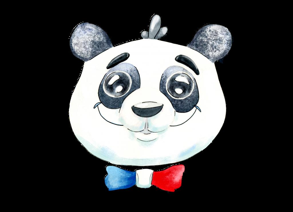 Pandaris Mascotte