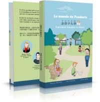 livre expressions françaises en chinois en BD