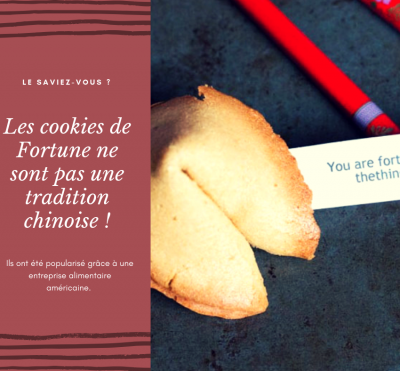 cookies de fortune
